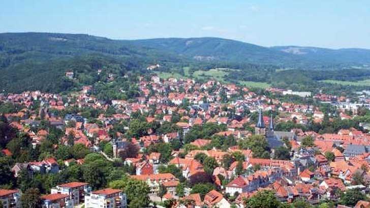 Grüne Stadt Wernigerode