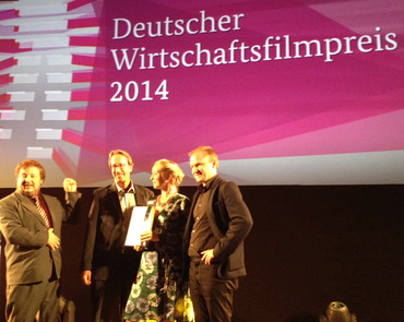 Deutscher Wirtschaftsfilmpreis 2014