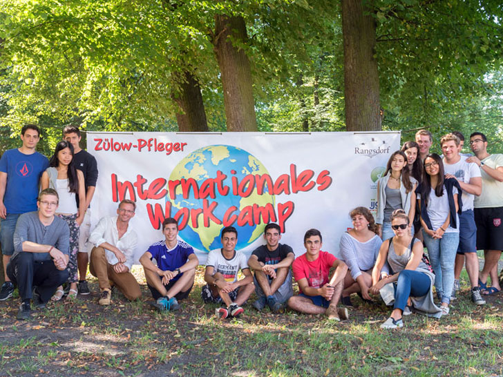 Internationales Workcamp