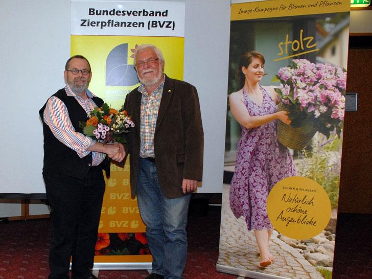 Heinrich Hiep und Matthias Bremkens